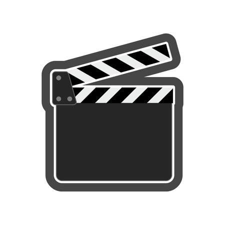 Movie Clapper, Film Flap