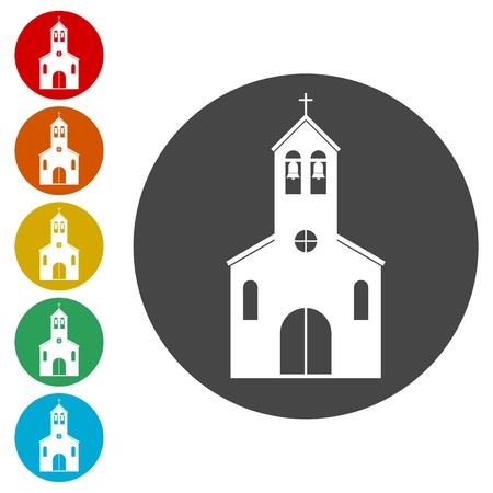 Symbol Church Building