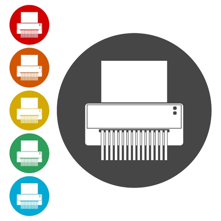Paper Shredder icon