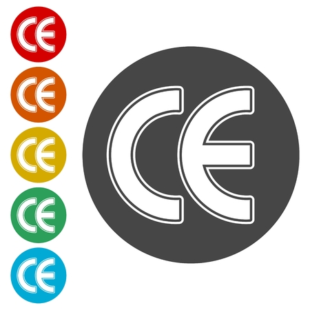 CE Mark sign