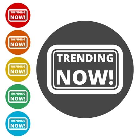 Trending now icon