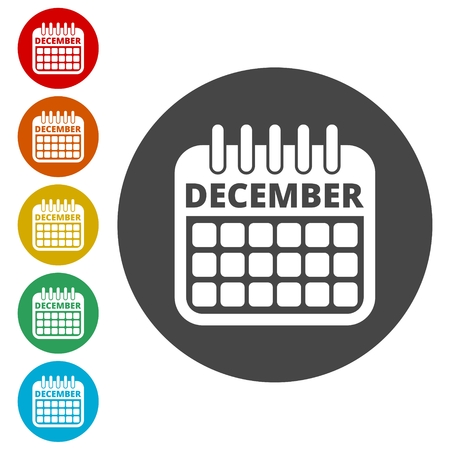 Calendar icon Ilustração