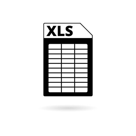 The XLS icon