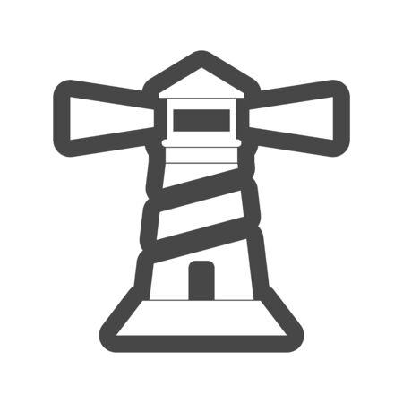 Lighthouse, Light house icon