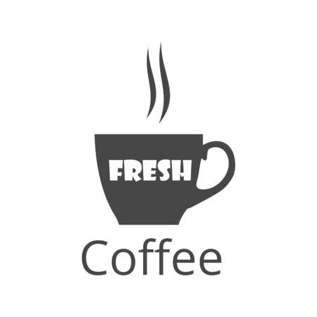 Fresh coffee, Espresso, mug, hot drink icon