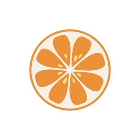 Organic  Orange  icon
