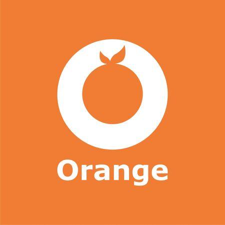Organic  Orange   icon Çizim