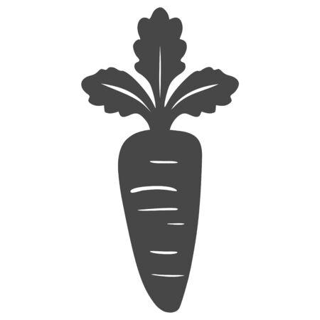 Carrot icon, Carrot logo