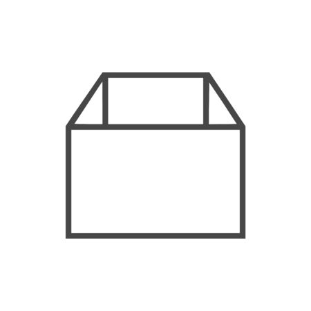 Package Delivery icon, Box icon