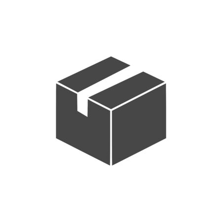 Package Delivery icon, Box icon Иллюстрация