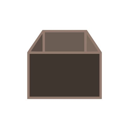 Package Delivery icon, Box icon Illustration