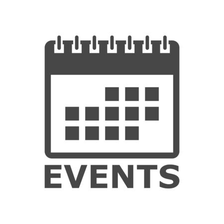 Events icon (calendar icon)