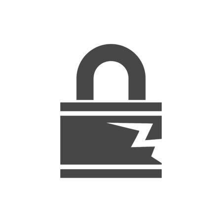 Data breach concept