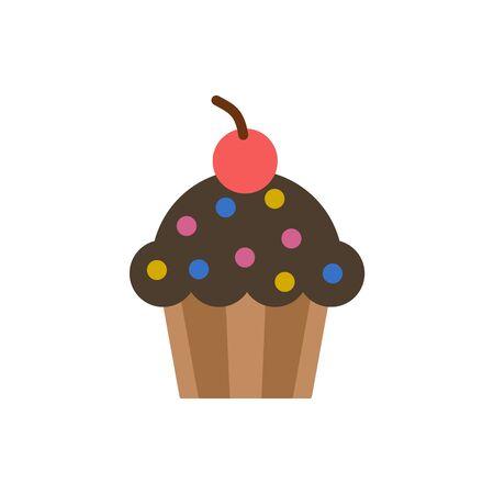 Cake icon Ilustração