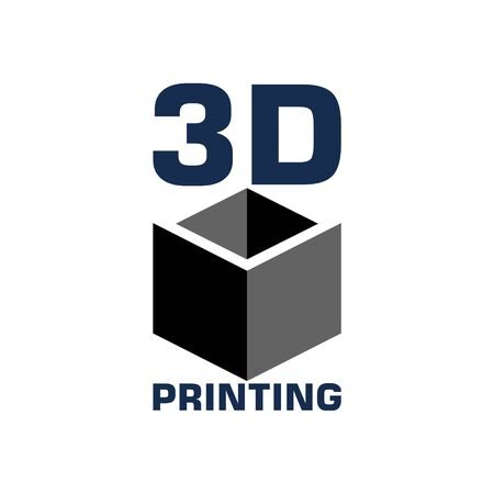 3d printing simple icon