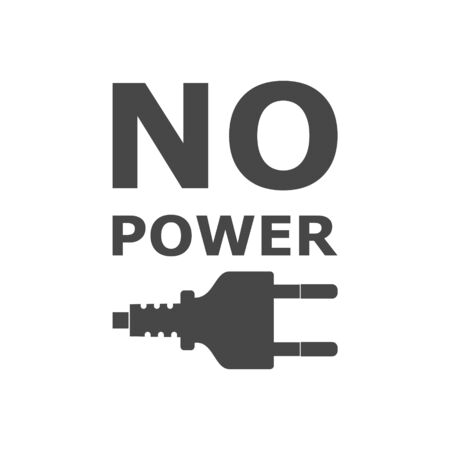 No Power icon