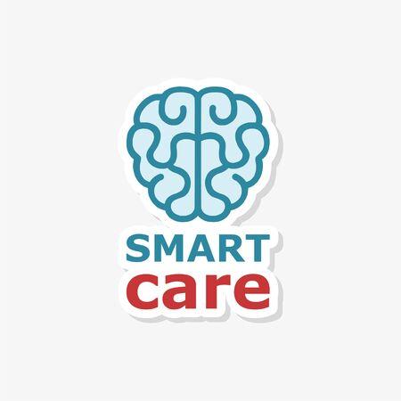 Smart care sticker, Anatomical design