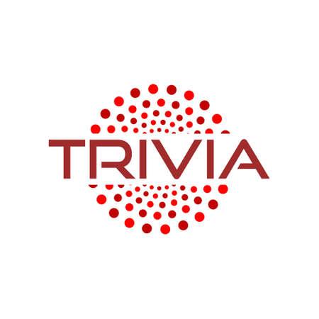 Trivia icon,   sign