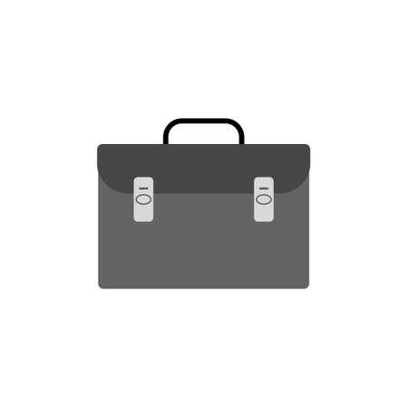 Briefcase icon or logo, Briefcase sign icon, Business briefcase
