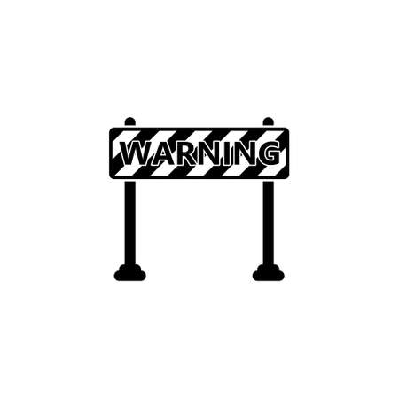 Warning sign or icon