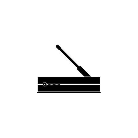 Router, modem icon Ilustração