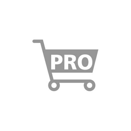 Online Shopping cart   design Stock Illustratie