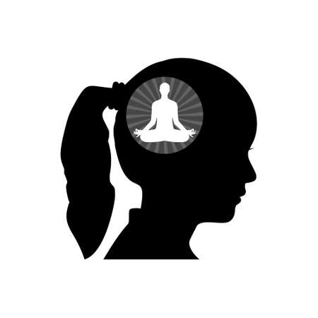 Peaceful Mind icon, sign