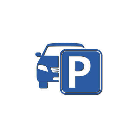 Parking Icon, Parking Road Sign