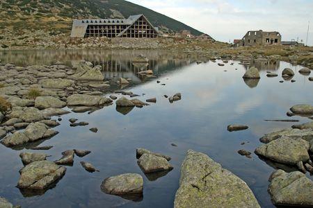Road to the highest peak on Balkan peninsula photo