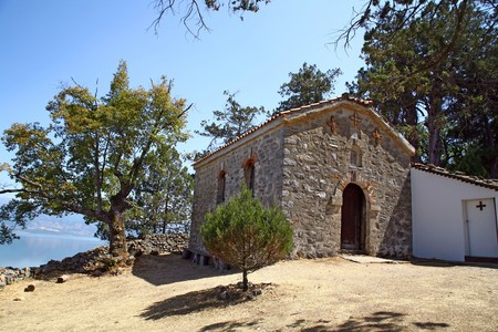 Macedonia, ex Yugoslav republic, South Europe. Old Orthodox church. Stock Photo - 7026622
