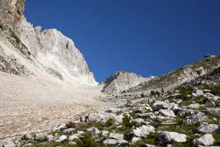 incredible: Hiking at incredible and extreme Albanian Alps