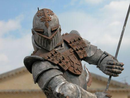 A powerful armour showed near Verona Arena photo