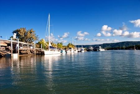port douglas: Coast near Port Douglas in Queensland, Australia