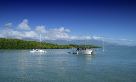 Coast near Port Douglas in Queensland, Australia Stock Photo - 7042371