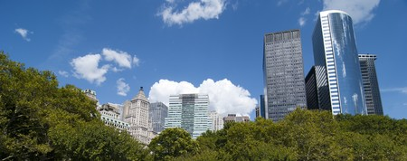 Buildings of New York City, United States photo