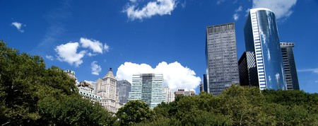 Buildings of New York City, United States Stock Photo - 7273819