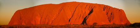 Shapes, Lights and Colors of the Australian Outback photo
