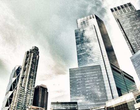 Ulice New York City, USA Reklamní fotografie