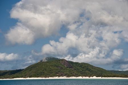 Whitehaven Beach in the Whitsundays Archipelago, Queensland, Australia Stock Photo - 8897922