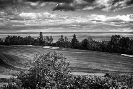 Countryside of Quebec in Canada photo