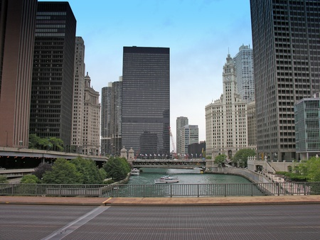 Lights and Colors of Chicago, Illinois