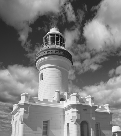 Byron Bay Lighthouse in Australia photo