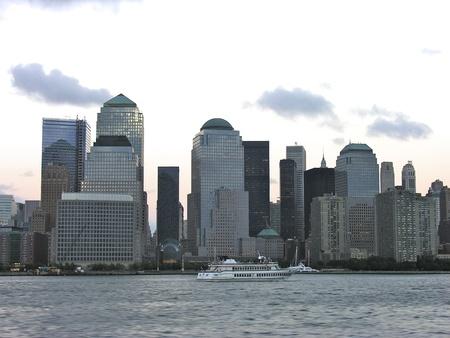 Buildings of New York City, USA photo