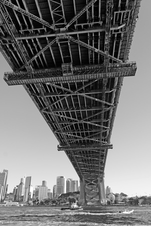 Architectural Detail of Sydney, New South Wales, Australia photo