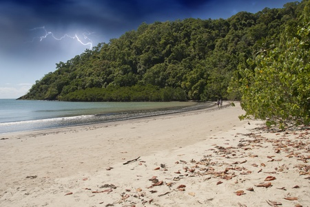 tribulation: Storm over Cape Tribulation, Queensland