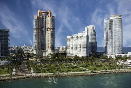 u s a: Miami Beach Buildings and Colors, Florida, U S A
