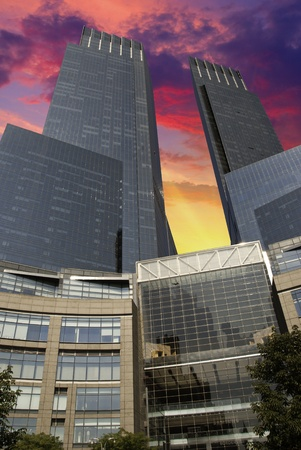u s: Modern Buildings of New York City, U S A