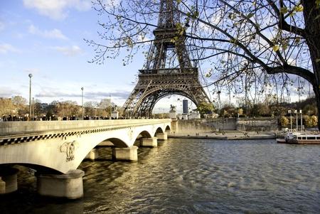 trocadero: Tour Eiffel view from Trocadero, Paris