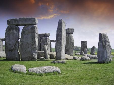 monolith: Stonehenge Rocks, United Kingdom