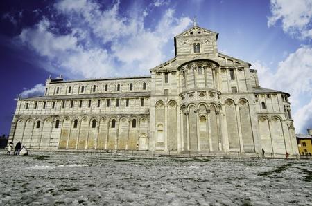 Duomo in Piazza dei Miracoli, Pisa, Italy